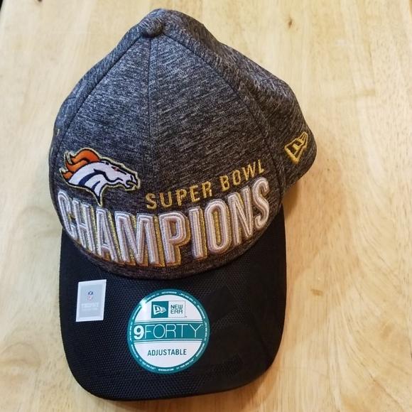 5df9a487 Denver Broncos Super Bowl 50 Champions NWT